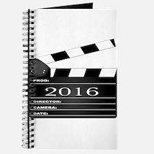 2016 Movie Clapperboard Journal