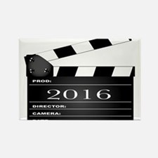 2016 Movie Clapperboard Magnets