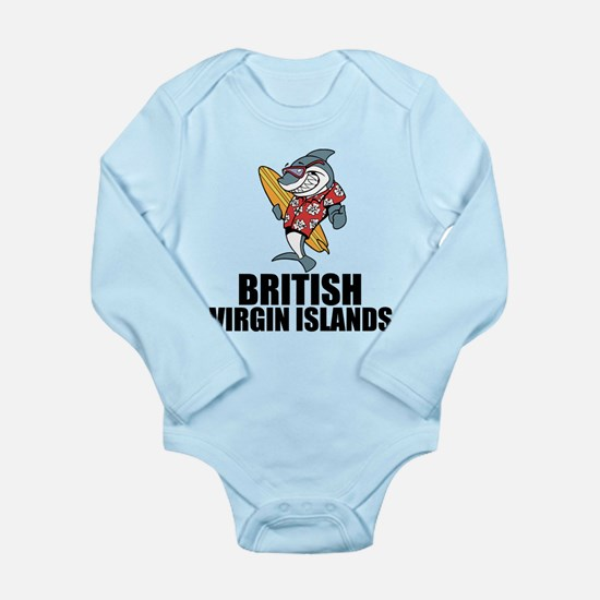British Virgin Islands Body Suit