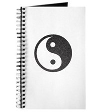 Ripple yin yang Journal