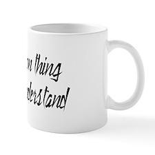 It's a Percheron Thing Mug