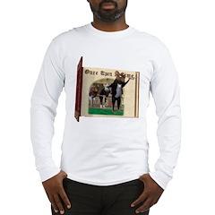The Three Blind Mice Long Sleeve T-Shirt