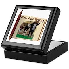 The Three Blind Mice Keepsake Box