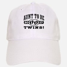 Aunt To Be Twins 2017 Baseball Baseball Cap
