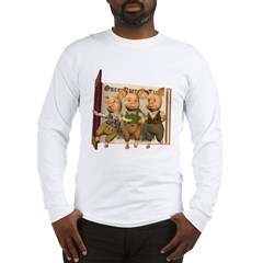 The Three Little Pigs Long Sleeve T-Shirt