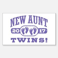 New Aunt Twins 2017 Decal