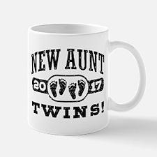 New Aunt Twins 2017 Mug