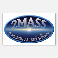 2MASS New Logo Decal