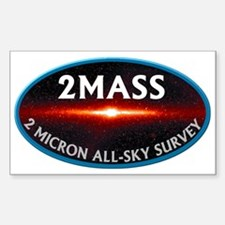 2MASS Original Logo Decal