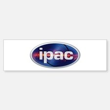 IPAC Logo Sticker (Bumper)