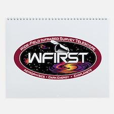 IPAC WFIRST Logo Wall Calendar