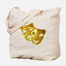 MASKS OF COMEDY & TRAGEDY Tote Bag