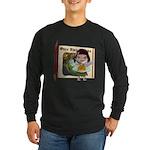 Blossom Long Sleeve Dark T-Shirt
