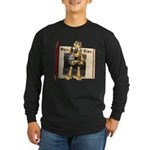 Chomper Long Sleeve Dark T-Shirt