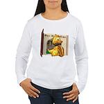 Eggbert Women's Long Sleeve T-Shirt