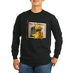 Eggbert Long Sleeve Dark T-Shirt