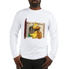 Eggbert Long Sleeve T-Shirt