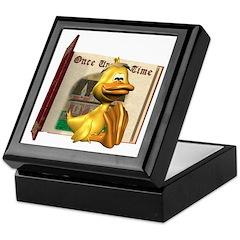 Eggbert Keepsake Box