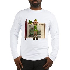 Santa's Elf Long Sleeve T-Shirt