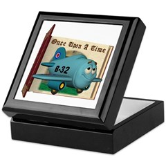 Emotiplane Keepsake Box