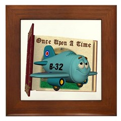 Emotiplane Framed Tile