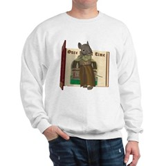 Furry Friends Mouse Sweatshirt