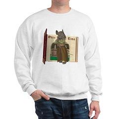 Furry Friends Mouse Sweatshirt