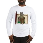 Furry Friends Mouse Long Sleeve T-Shirt