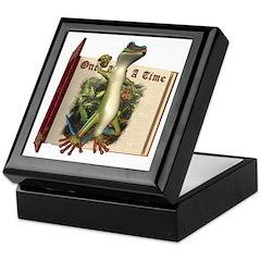 Mr. Gecko Keepsake Box