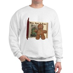 The Gingerbread Man Sweatshirt