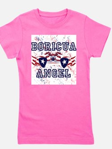 Unique Boricua pride Girl's Tee