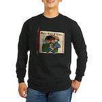 Cowboy Kevin Long Sleeve Dark T-Shirt