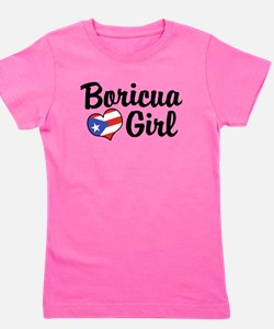 Unique Spanish girl Girl's Tee
