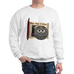The Man in the Moon Sweatshirt