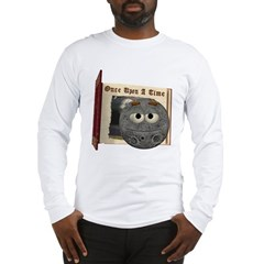 The Man in the Moon Long Sleeve T-Shirt