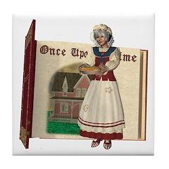Mother Goose Tile Coaster