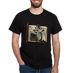 Nickie Squirrel Dark T-Shirt