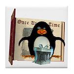 Pongo Penguin Tile Coaster