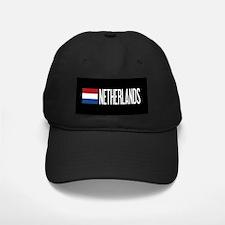 Netherlands: Dutch Flag & Netherlands Baseball Hat