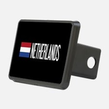 Netherlands: Dutch Flag & Hitch Cover