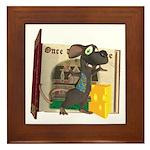 Rattachewie Framed Tile