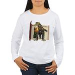 Sal A. Manda Women's Long Sleeve T-Shirt