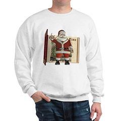 Santa Sweatshirt