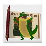 Crawley Croc Tile Coaster