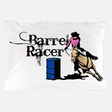 Cute Barrel racing Pillow Case