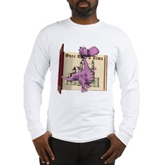 Dusty Dragon Long Sleeve T-Shirt