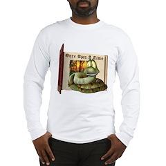 Asp N. Snake Long Sleeve T-Shirt