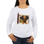 Vinnie Vulture Women's Long Sleeve T-Shirt
