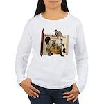 The Three Bears Women's Long Sleeve T-Shirt