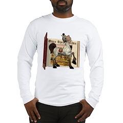 The Three Bears Long Sleeve T-Shirt